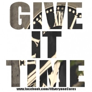 Motivational Piece: Give It Time