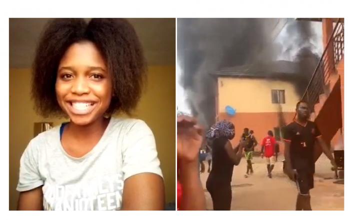 Gas explosion rocks UNIZIK hostel