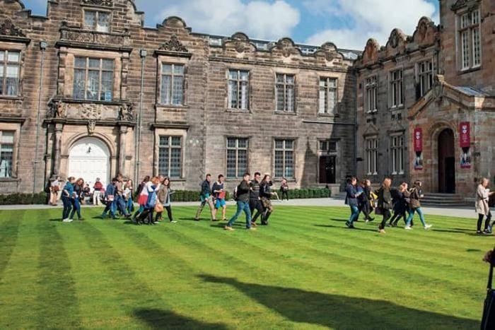 International Excellence Scholarship at University of St. Andrews, UK - 2022