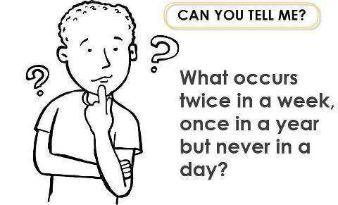 What's Your Answer?