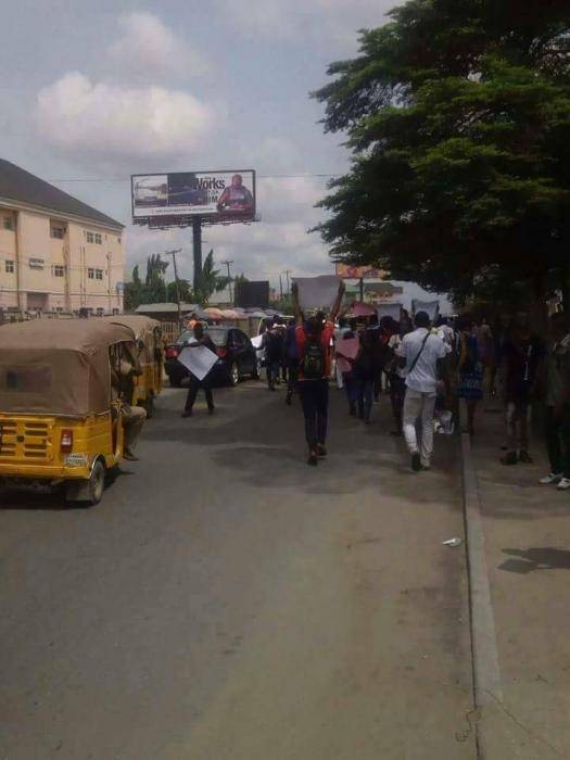 Abia Poly Lecturers Embark On Strike, Protest Non Payment of Salaries