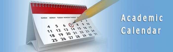 AAUA Academic Calendar 2017/2018 Published