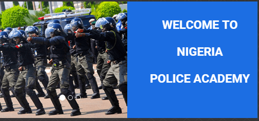 Nigeria Police Academy 6th Regular Course Admission Announced