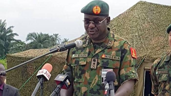 FG Approves Establishment Of Army University in Borno State