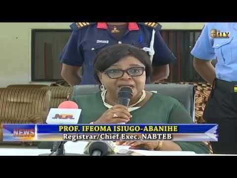 Any Candidate Caught Cheating Would Be Prosecuted - NABTEB Registrar