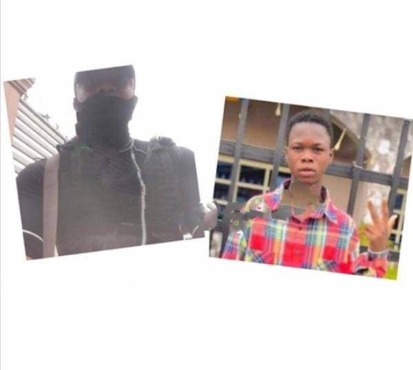 Bouncer kills secondary school student for picking money at a party