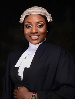 Meet Viola-nuela Echebima, A  Lawyer Who Is A Double First Class Holder