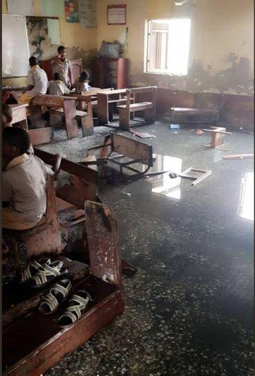 See The Shabby State of a School in Lekki Phase 1
