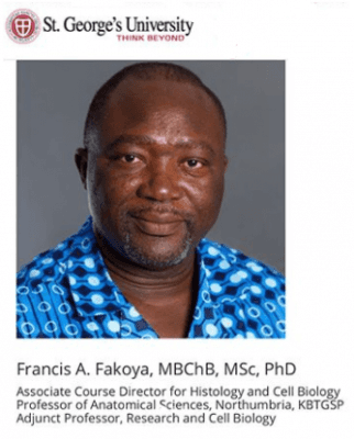 ST George's university reacts to allegations of sexual assault Made against their Nigerian lecturer