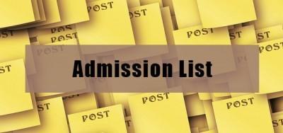 ANSU 2nd Batch Admission List 2017/2018 Released
