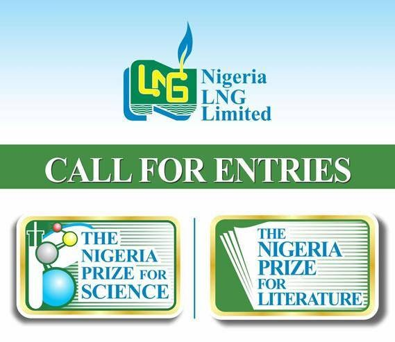 NLNG Nigeria ($100,000) Prize For Science 2018: Call For Entries
