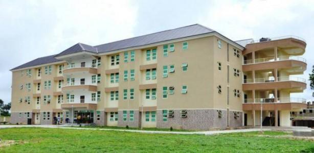 Image result for Federal University, Otuoke