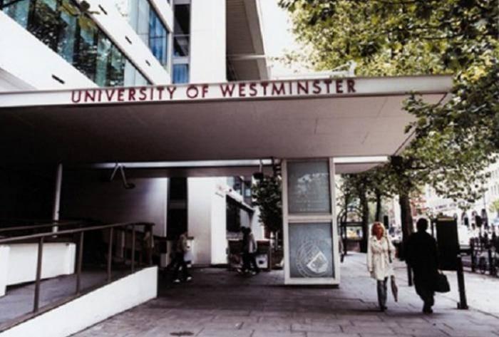 International Full Scholarships At University Of Westminster, UK 2018