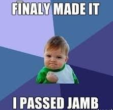 Jamb pass