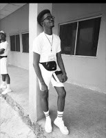 Is This Korede Bello in NYSC Uniform?