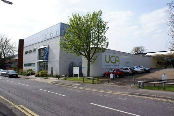 Nick Jack Scholarships at University for the Creative Arts – UK, 2022