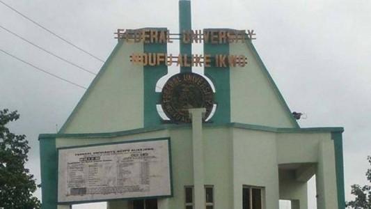 AE-FUNAI Main Entrance.  Photo: Myschool