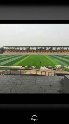 See How Beautiful Covenant University Stadium Looks