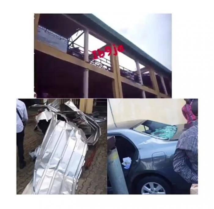 Elechi Amadi Polytechnic Semester Exam Disrupted By A Heavy Rain