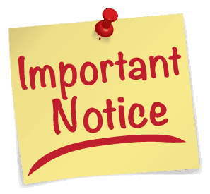Ajayi Crowther University Notice To Students