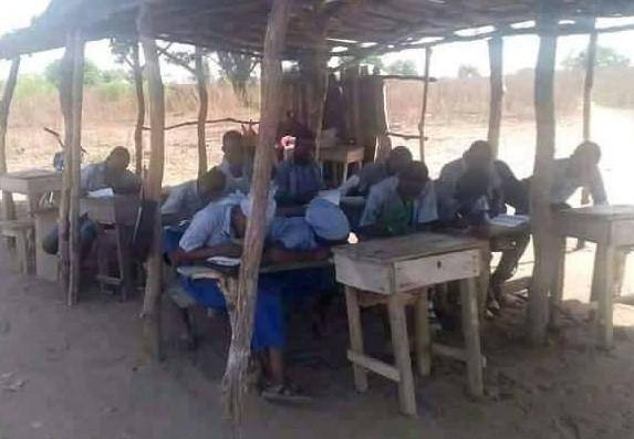 See The State Of a Secondary School in Kwara State
