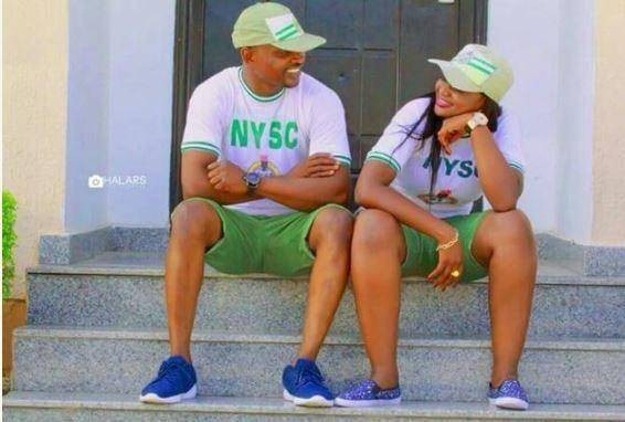 Checkout Pre-wedding Photos Of Couple Who Met 5 Years Ago During NYSC