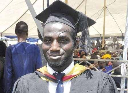 Former School Drop out Emerges Best Graduating Student