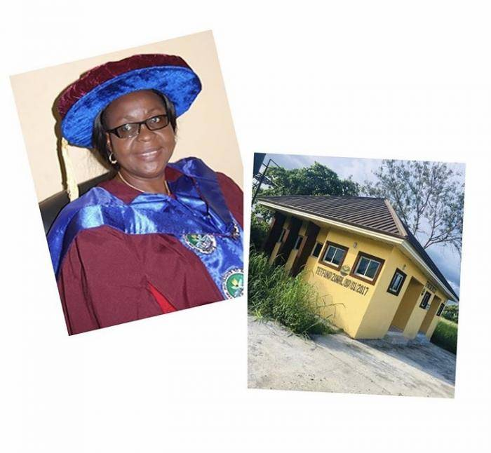 Delta State College of Education Provost Allegedly Spends N36 million in Constructing 2 Toilets