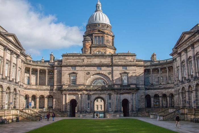 2021 Higgs Scholarships at University of Edinburgh, UK