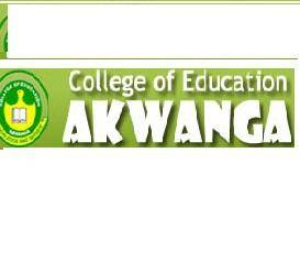College Of Education, Akwanga NCE Admission Lists For 2019/2020 Session
