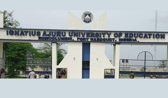 Ignatius Ajuru University 3rd Batch Admission List, 2018/2019 Out