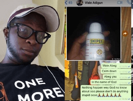 UNILORIN Student Allegedly Commits Suicide After Failing His Project For The Second Time