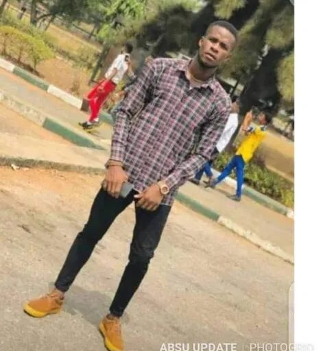 ABSU student slumps and dies during a football match.
