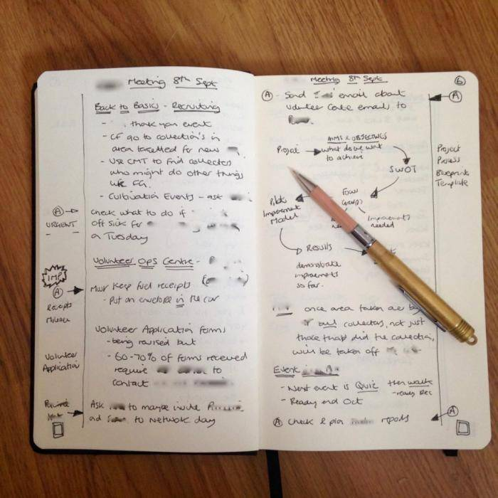 5 Tips for Effective Note Taking While You Study