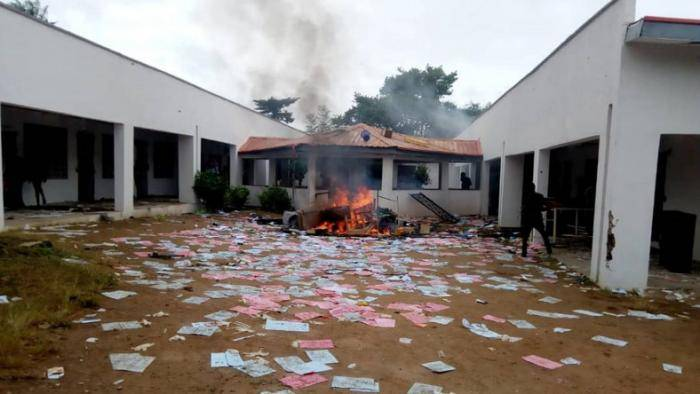 Osun State Polytechnic Closed Indefinitely After Students Burn down the Campus Medical Center