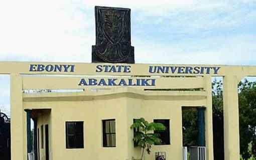 EBSU Work and Study/Part-Time Admission List, 2018/2019