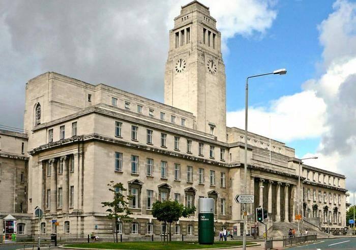 Allan and Nesta Ferguson Charitable Trust at University of Leeds - UK, 2021