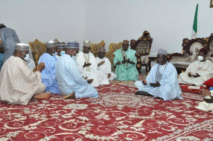 NAUB Congratulates new Emir of Biu on his Appointment