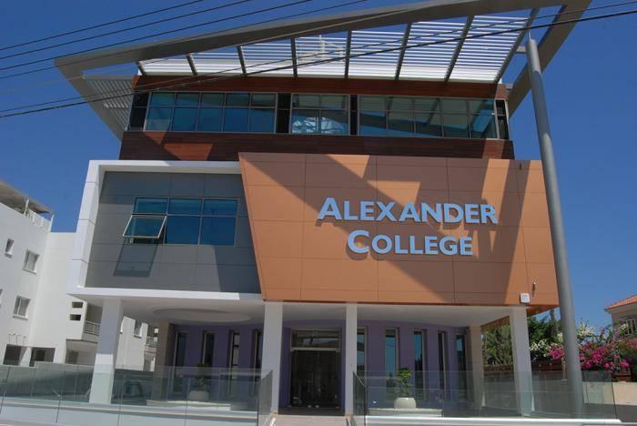 Athletic International Scholarships 2021 at Alexander College – Cyprus