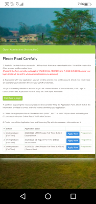 TASUED 2nd Batch Post-UTME 2020: Cut-off Mark, Date, Eligibility and Registration Details