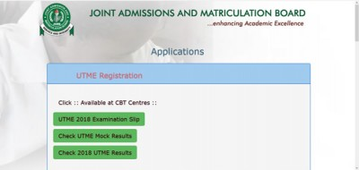 JAMB Results for 9th & 10th March 2018 are Out - See & Share Here