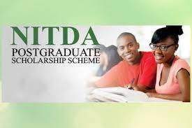 NITDA Scholarship Scheme For Nigerian Students, 2019/2020