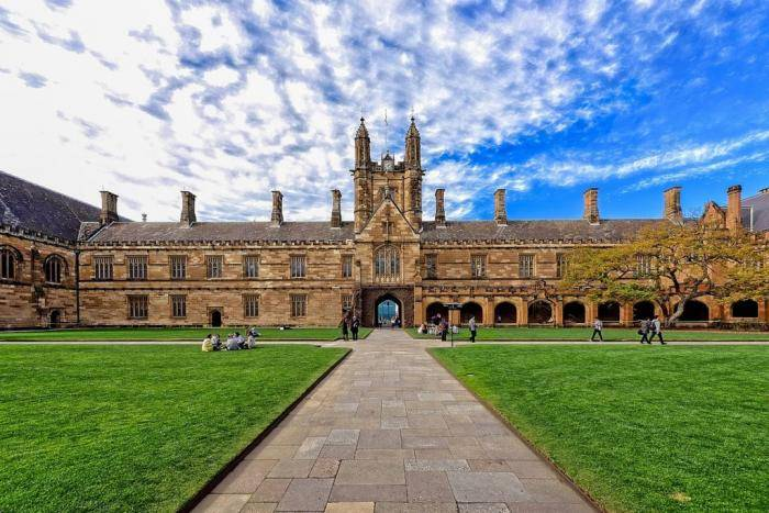 2020 Sydney Scholars Awards At University of Sydney - Australia