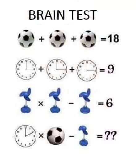 Brain Test!