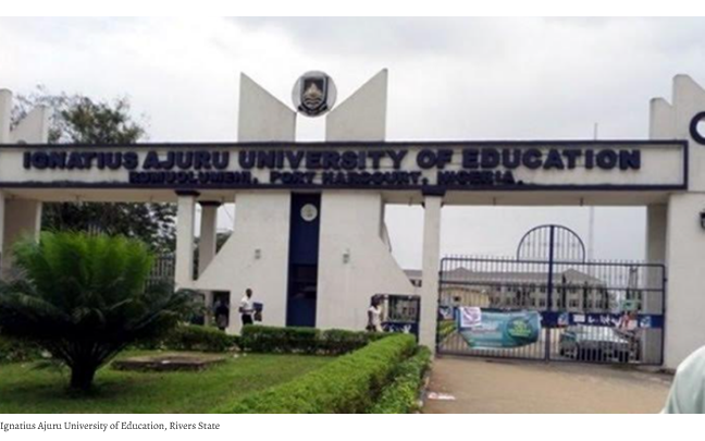IAUE lecturer suspended for allegedly requesting cash for projects