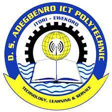 DS Adegbenro ICT Polytechnic Post-UTME 2019: Cut-Off, Price, Eligibility, Courses, Application Details.