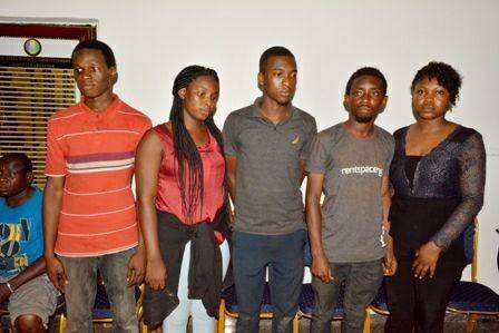 Police Rescues 5 Corps Members Kidnaped on Their Way to Camp