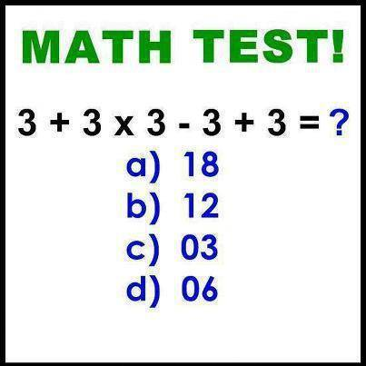 Test! Majority of You Can't Attempt This