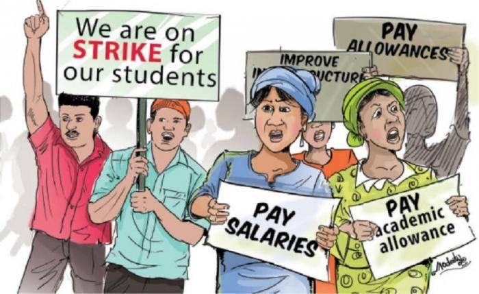 ASUU/FG meeting outcome 27th Nov - ASUU agrees to call off Strike