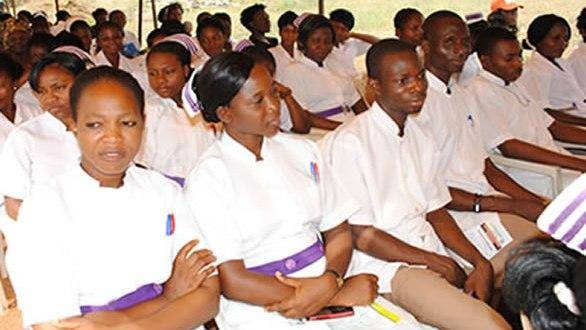 School of Nursing, Iyienu admission form for 2021/2022 session